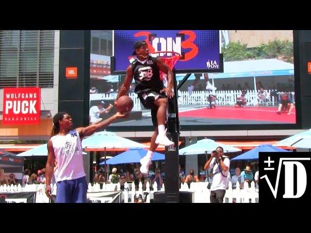 SICK Nike Dunk Contest! Reemix Shuts it Down!