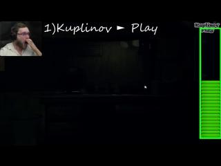 Реакции Летсплейщиков на Первое Оглушение от Балун Боя Five Nights At Freddys 3