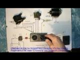 Отопитель салона ВАЗ 2110 - 11 -12... . Устройство и принцип работы.