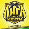 "Турнир по футболу ""Лига мечты 2017"""