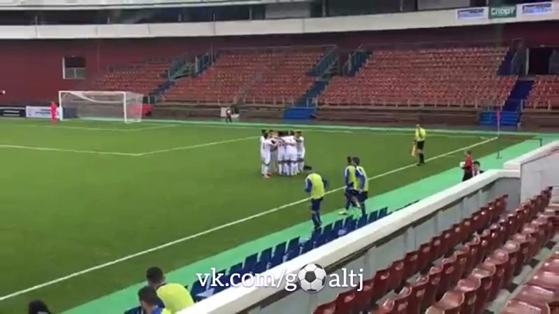 Гол Эхсони Панчшанбе в ворот молодёжной сборной Греции