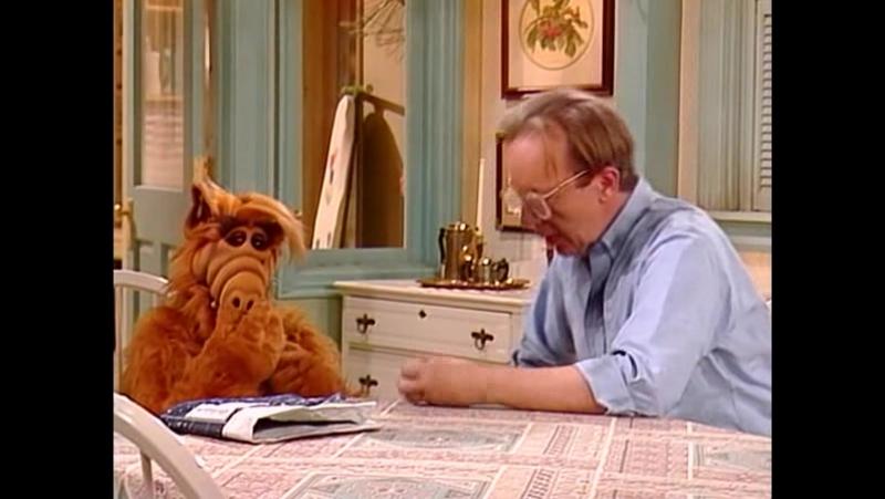 Alf Quote Season 1 Episode 24_Альф и Вилли