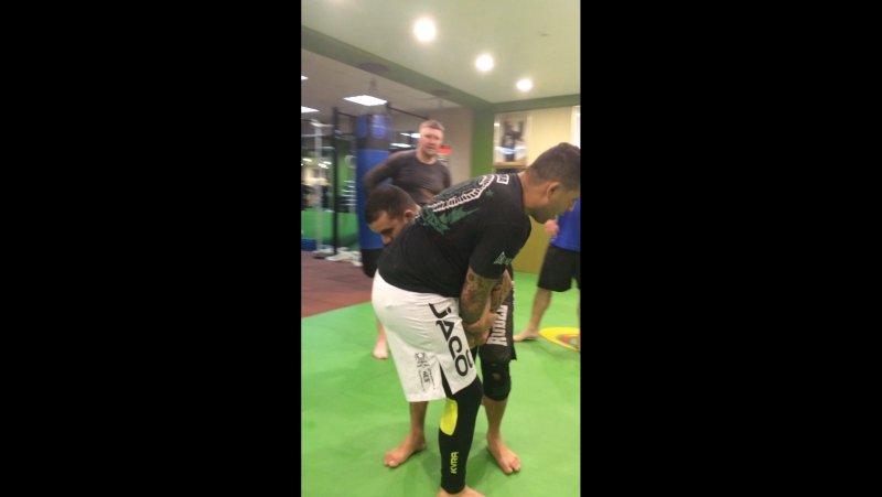 Augusto and Rafael Miranda black belt