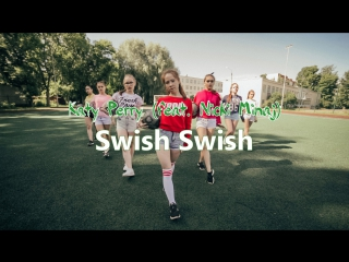 DS KingStep | Maria Tarasova | Jazz Funk | Katy Perry - Swish Swish