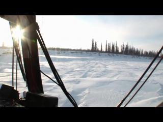 Ледовый путь дальнобойщиков 2 сезон 1 серия из 14 / Ice Road Truckers (2008) HD 720p