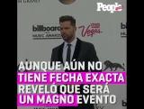 Ricky Martin anuncia boda en Puerto Rico!