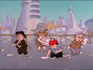 Незнайка на Луне 1997-1999 советские мультфильмы для детей фильмы сказки