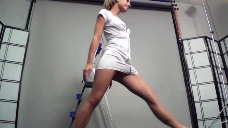 Contortionist Flexibility Splits Stretching Gymnastics Riti 01