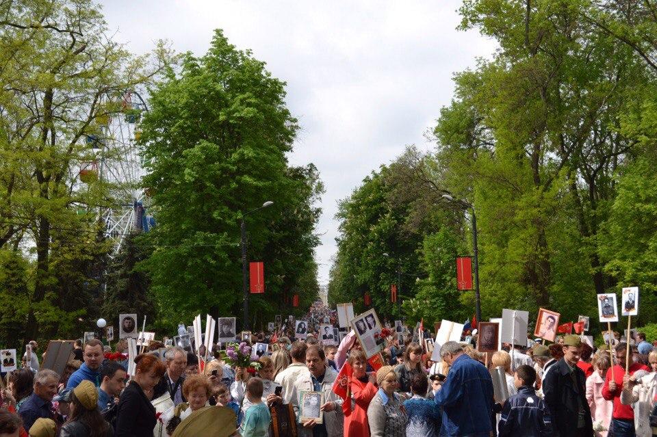 В День Победы в Таганроге прошагает «Бессмертный полк»