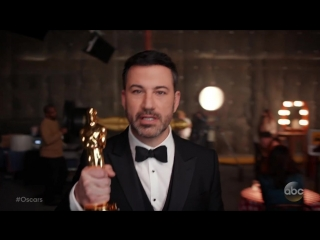 Jimmy Kimmel has a step-by-step guide to winning yourself an Oscar.