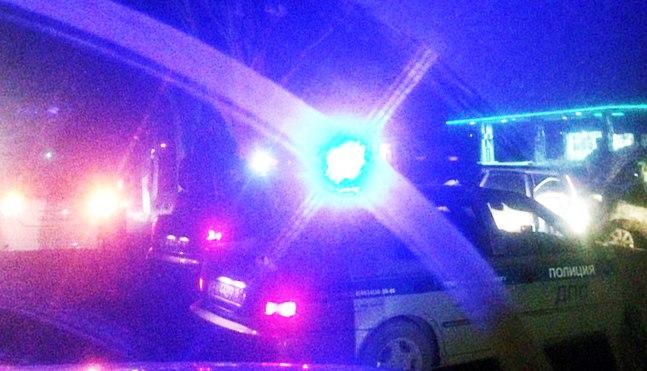 В Таганроге ИДПС в результате погони задержали пьяного водителя «четырнадцатой»