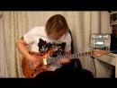 SD Guitars - Archtop Custom Axe