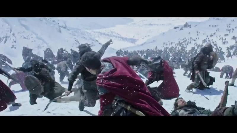 Бен-Гур (2016) трейлер