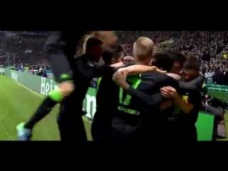 Селтик 0-2 Боруссия М  | Oбзop мaтчa