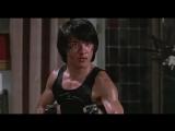 Jackie Chan vs Benny ,,The Jet,, Urquidez - Wheels on Meals (1984)