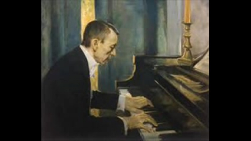 Rachmaninoff plays Rachmaninoff Humoresque Op. 10 No. 5