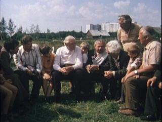 Белые росы. Советский художественный фильм.