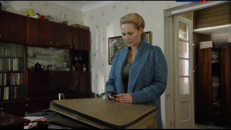 Зимний вальс (2013) мелодрама 02 серия