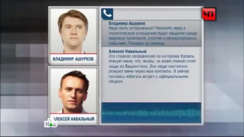 Навальный- Агент ЦРУ, предатель Отечества