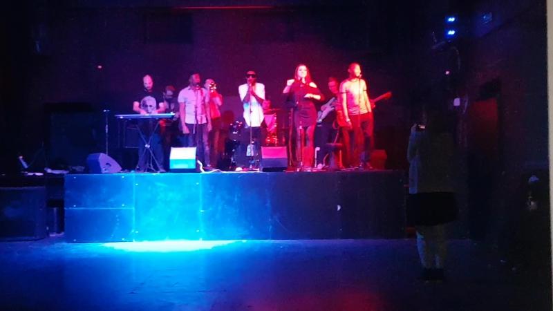 J-Gabbersha - Show live Zava Matotra (Tokobina) 14.10.16