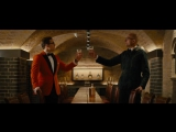 ТВ-ролик фильма «Kingsman: Золотое кольцо»