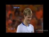 Футбол Евро-2008 14 финала Матч Россия-Голландия Ностальгия под музыку.