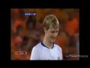 Футбол | Евро-2008 | 1/4 финала | Матч Россия-Голландия | Ностальгия под музыку.
