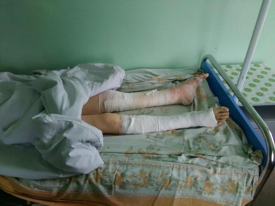Водитель два раза переехал женщину в Нижегородской области