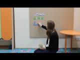 """Сказка про """"Зайчиков"""" на занятиях Раннего развития для малышей 1,5 до 2,5 лет"""