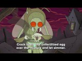 Rick and Morty Galactic Federation - HOW TO PREPARE YOUR UNBORN HATCHLINGS