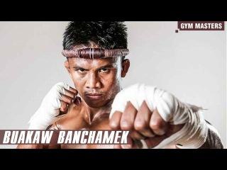 Buakaw Strength Training for Muay Thai / GYM MASTER