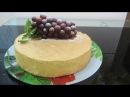 Làm bánh Bông Lan Бисквит рецепт Sponge Cake recipe hướng dẫn cách làmbánhgato đơn giản