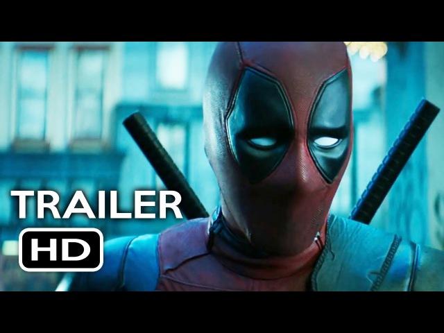 Deadpool 2 Teaser Trailer 1 (2018) Ryan Reynolds Marvel Movie HD
