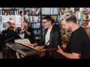 Alt-J Tiny Desk Concert
