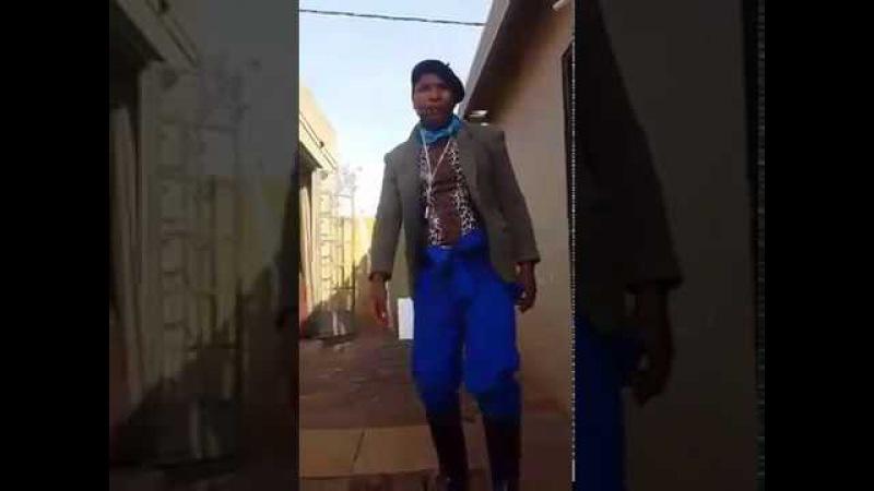 Vuyani King Gaba Feni (Вуяни Кинг Габа Фени)