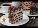 Сметанный Торт Вишневые Соты | Монастырская Изба (English Subtitles)