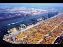 Китайские чудеса постройки века Суперсооружения Глубоководный порт National Geographic1