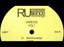 Janeret - Street Knowledge - Vol1 [Rutilance Recordings 2015]