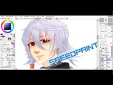 Speedpaint  Seikaisuru Kado