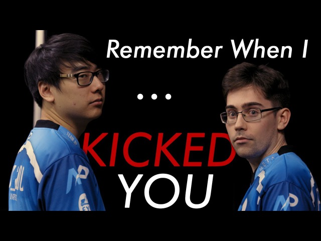Remember When I Kicked You