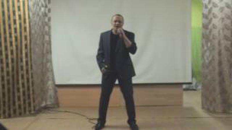 Сергей Чегодаев - Вьюга-карусель (заявка на Калину Красную 2017)