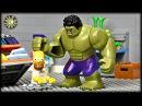 Lego Hulk Shopping Break