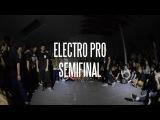 La Fresh vs. Loony Boy  Electro PRO Semifinal  OH MY STYLE