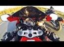 Прохват с друзьями на мотоциклах - безбашенные гонщики D
