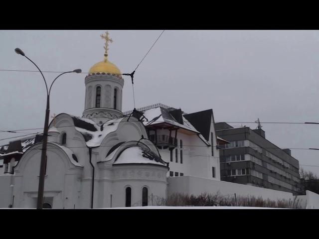 Православный Центр на Даниловском Валу утеплили и отделали по системе Ceresit минеральной ватой