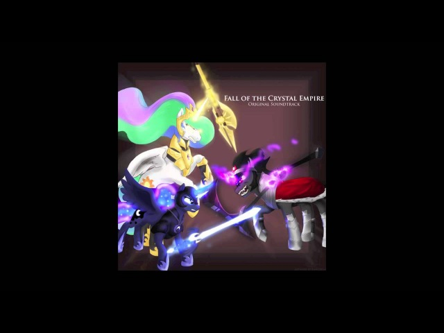 [Full Release] Desperate Night - Fall of the Crystal Empire OST