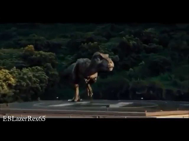 Jurassic Park-My Demons.