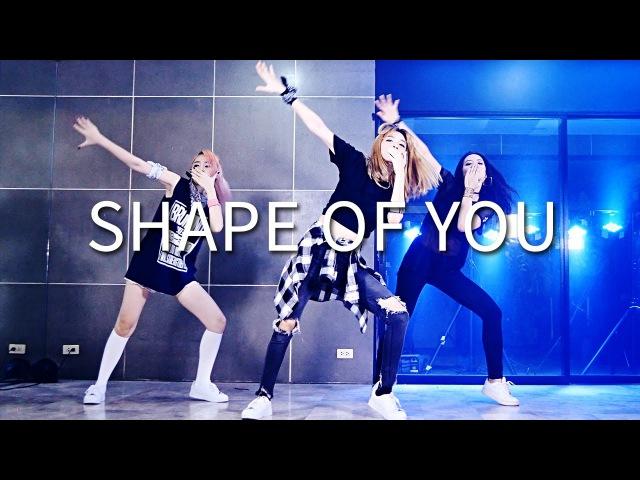 Ed Sheeran - Shape Of You Rose Quartz Dance Practice Choreography by Kyle Hanagami