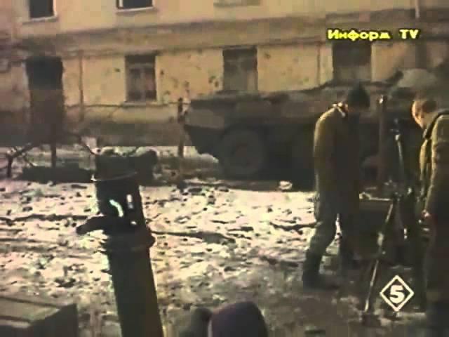 Русня убивает русню в Грозном