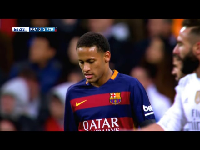 O Dia que Neymar humilhou o Real Madrid ● The day that Neymar humiliated Real Madrid